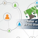 Refer a friend and get a P300 Starbucks card from us