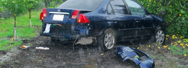 What Can You Do When Your Car Gets Heavily Damaged?