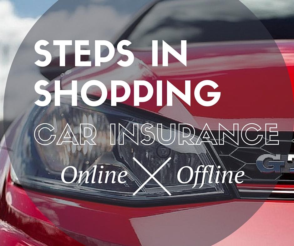 IChoose.ph Steps In Shopping Car Insurance Online VS. Offline