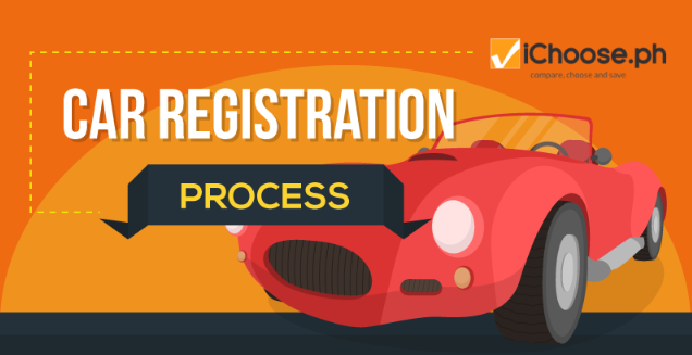 Car registration process featured image