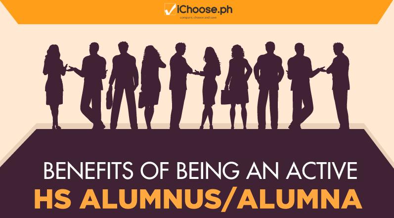 Benefits of being an active HS alumnus alumna featured image