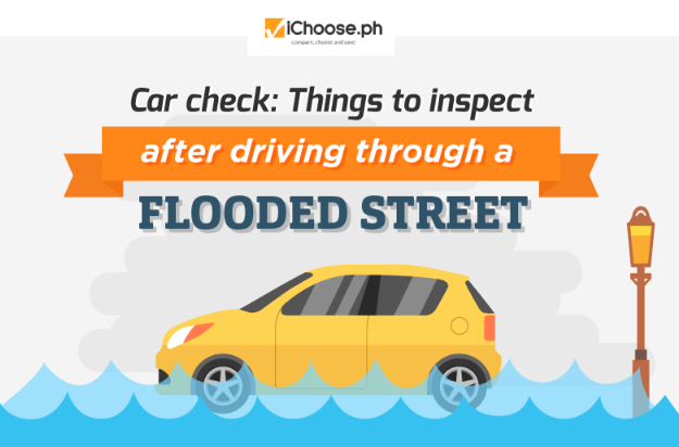 Things to inspect After Driving Through a Flooded Street featured image