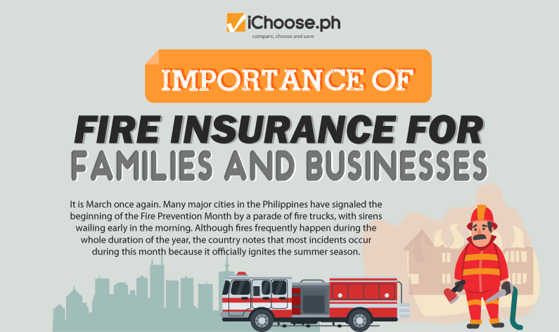 Fire Insurance for Families and Businesses featured image