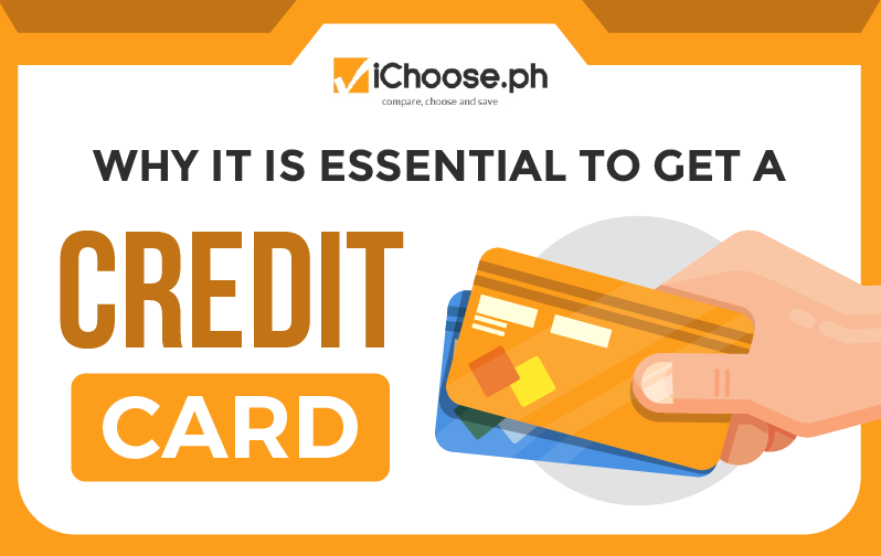Why it is Essential to Get a Credit Card ft