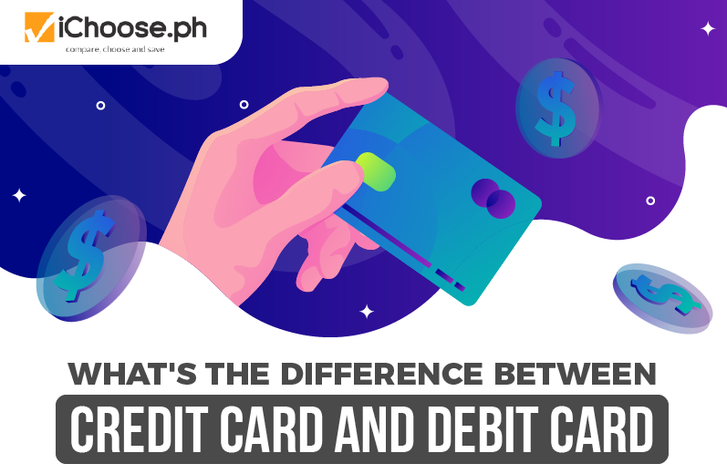 What's the Difference Between Credit Card and Debit Card-01