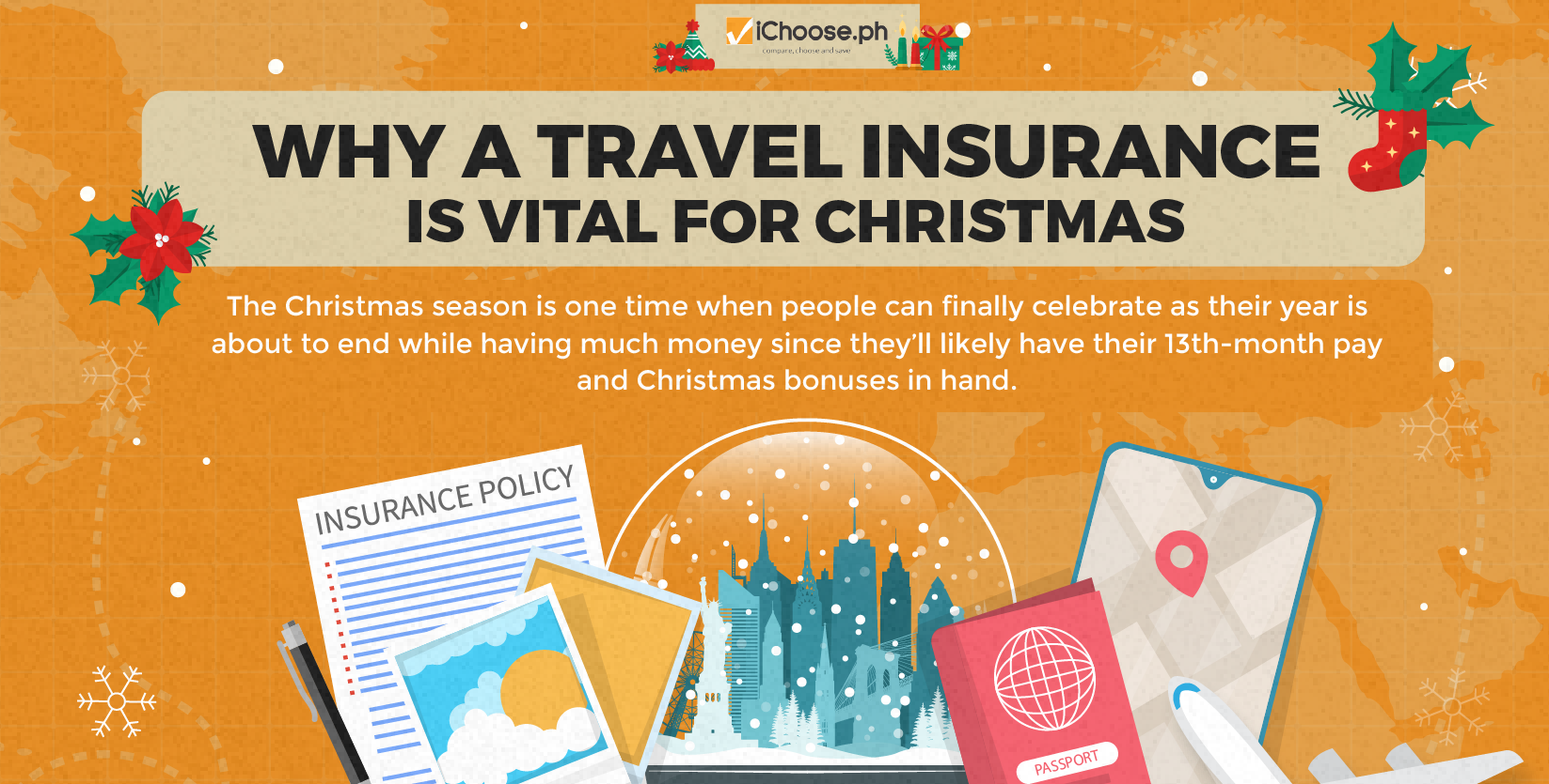 Why a Travel Insurance is Vital for Christmas-01
