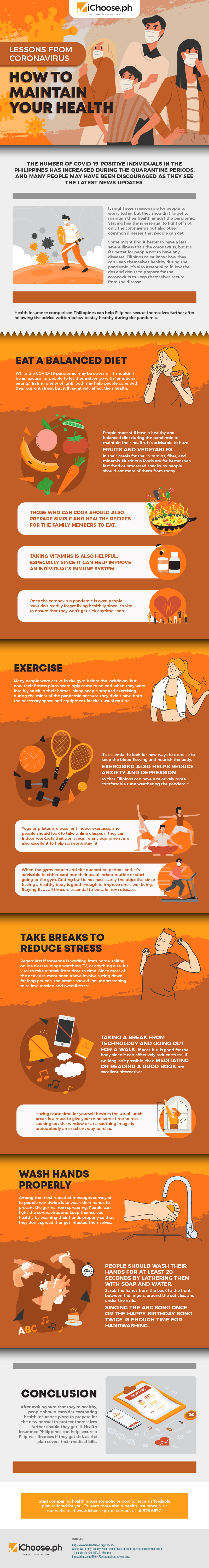Lessons from Coronavirus
