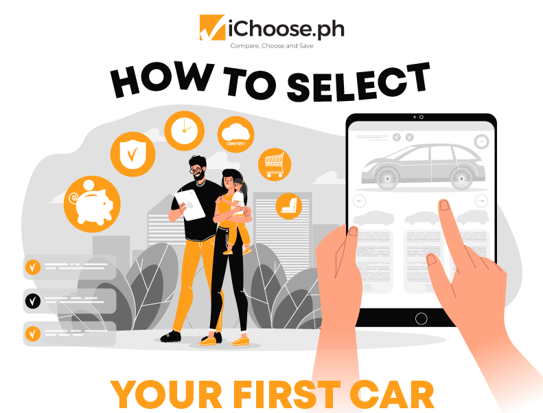 How to Select Your First Car featured image ichoose.ph