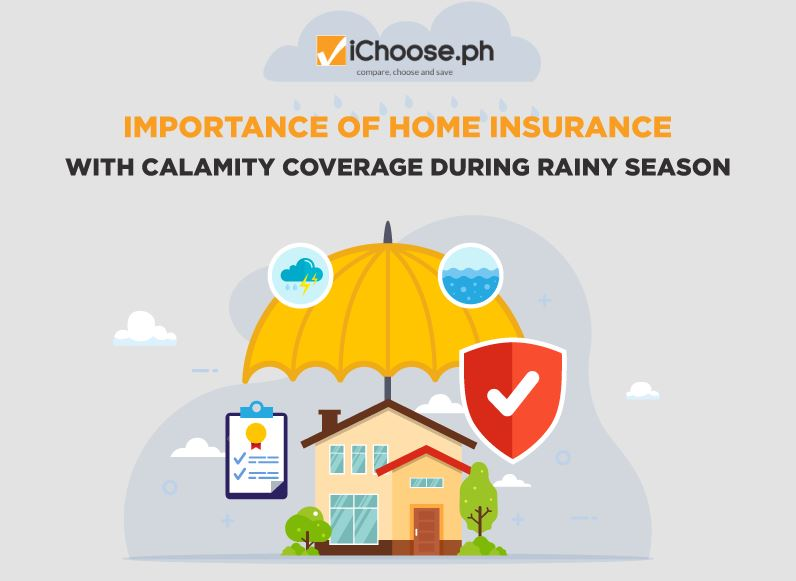 Importance of Home Insurance with Calamity Coverage During Rainy Season featured image ichoose.ph