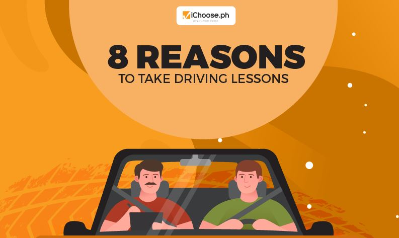 8 Reasons to Take Driving Lessons featured image