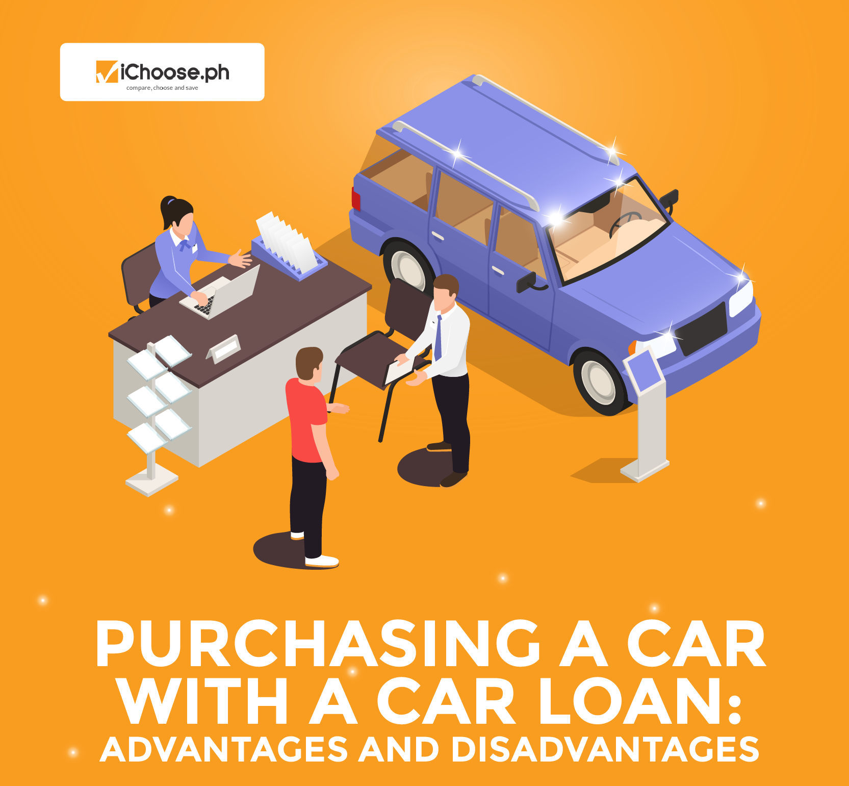 Purchasing_a_Car_with_a_Car_Loan_-_Advantages_and_Disadvantages featured image