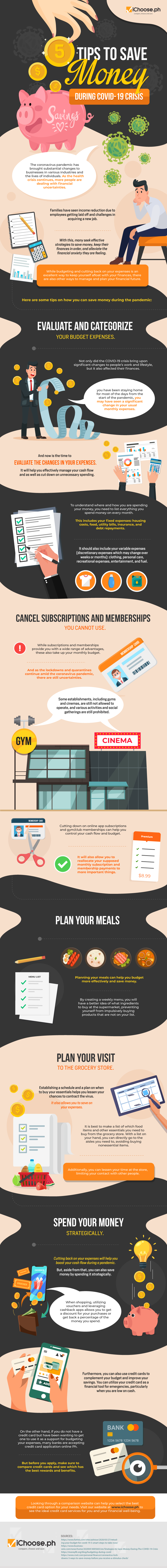 5-Tips-to-Save-Money-During-COVID-19-Crisis-Infographic