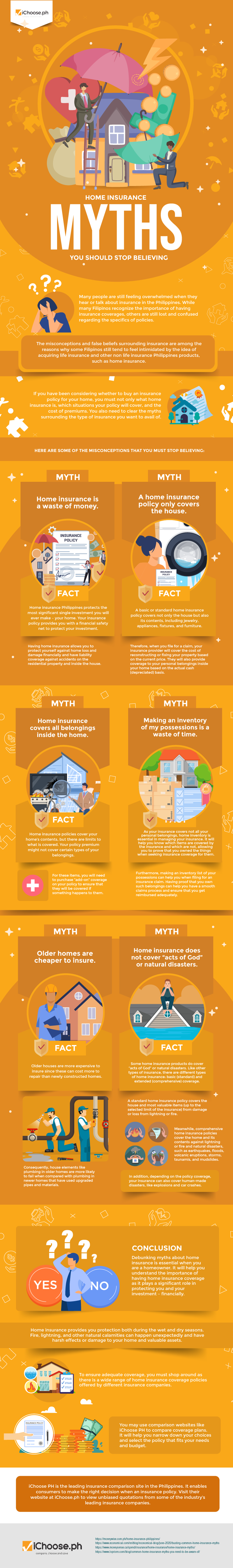 Home-Insurance-Myths-You-Should-Stop-Believing-Infographic